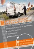 Stefan Sison Elektrotechnik, 29323 Wietze, Elektrotechnik, Datentechnik, Sicherheitstechnik, fair, transparenter Preis